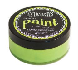 Ranger Dylusions Acrylic Paint - Fresh Lime